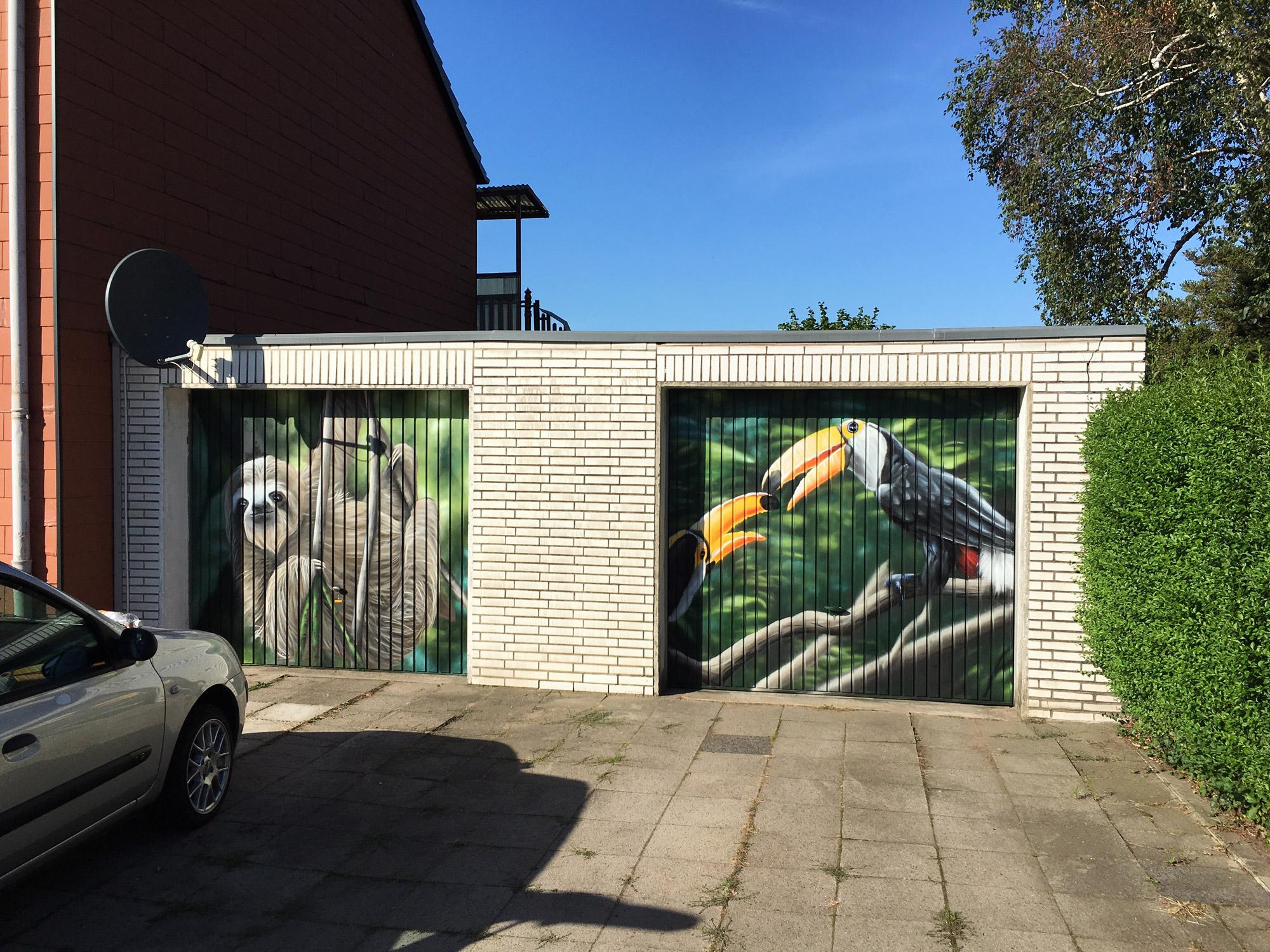 Graffiti Gestaltung
